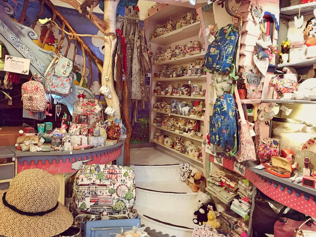 Touch of Vintage Gift Shop Lyme Regis